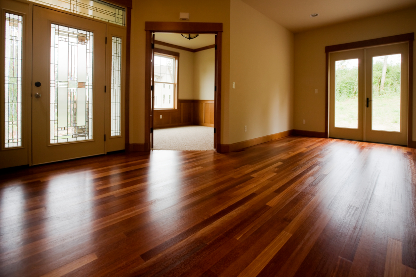 Hardwood Flooring Exposed! Maple Oak