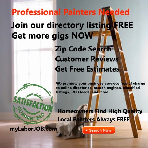expert painter