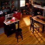 Waterproof flooring protects your home and looks virtually identical to traditional hardwood flooring.