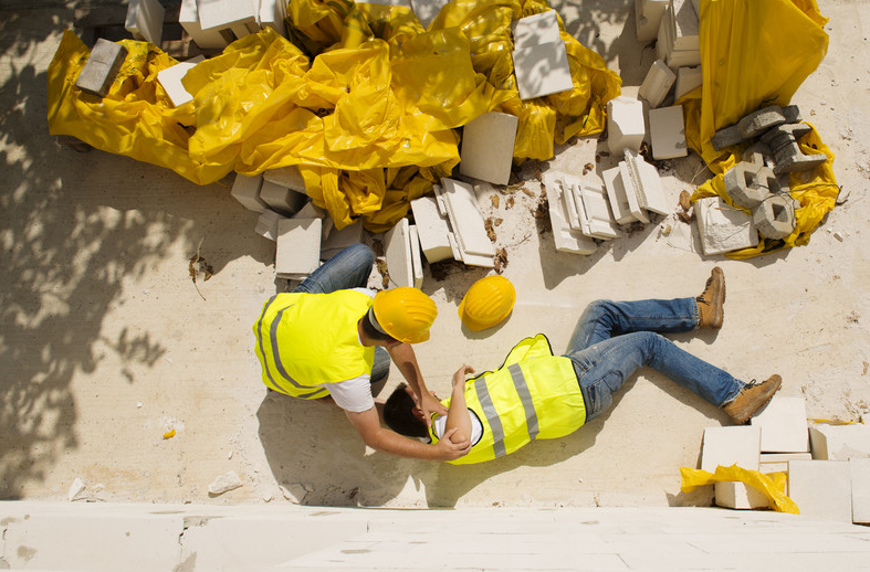 Keep Calm and Work On - How to Handle a Workplace Injury like a Professional